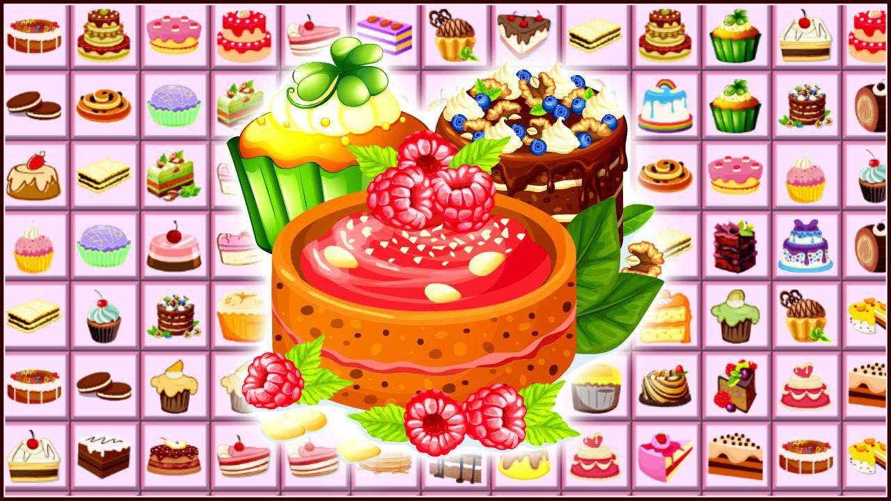 Image Cakes Mahjong Connect