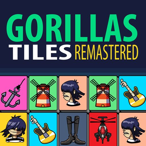Image Gorillas Tiles Of The Unexpected