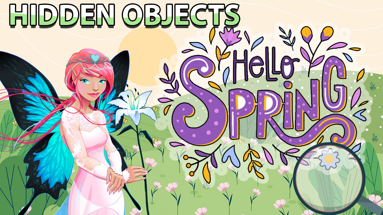 Image Hidden Objects Hello Spring